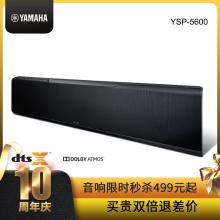 【杜比全景声】Yamaha/雅马哈 YSP-5600高端数字