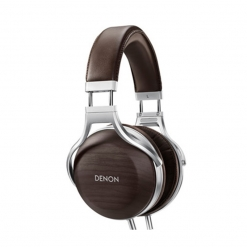Denon/天龙 AH-D5200头戴式HIFI发烧木碗耳机