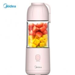美的 MJ-LZ15Easy213便携式水果汁机学生多功能充电