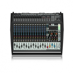 BEHRINGER/百灵达 PMP6000 专业调音台